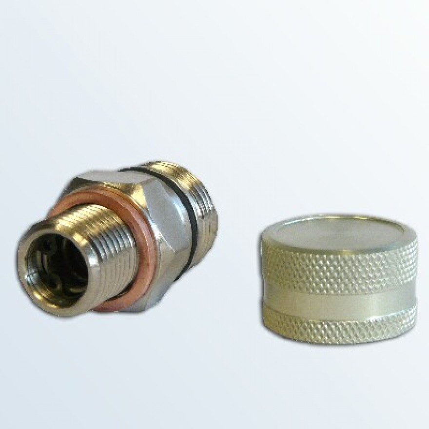 stahlbus Oil Drain Valve M14x1.25x12mm, steel