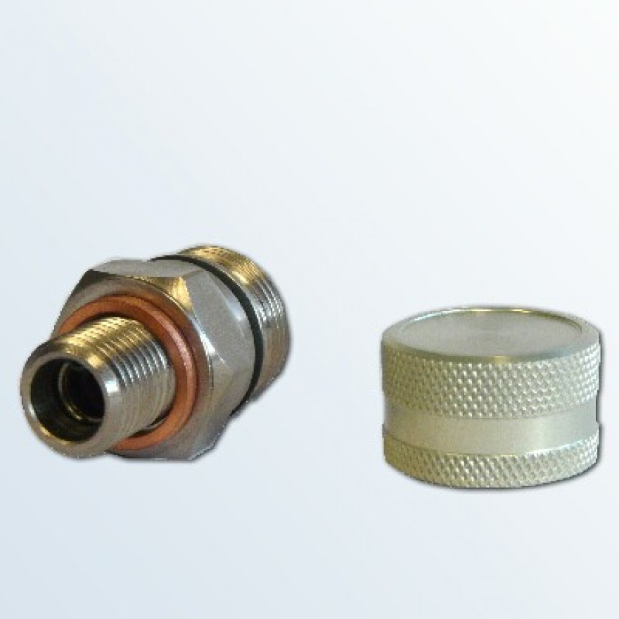 stahlbus Oil Drain Valve 1/2 inches-20UNFx12mm, steel