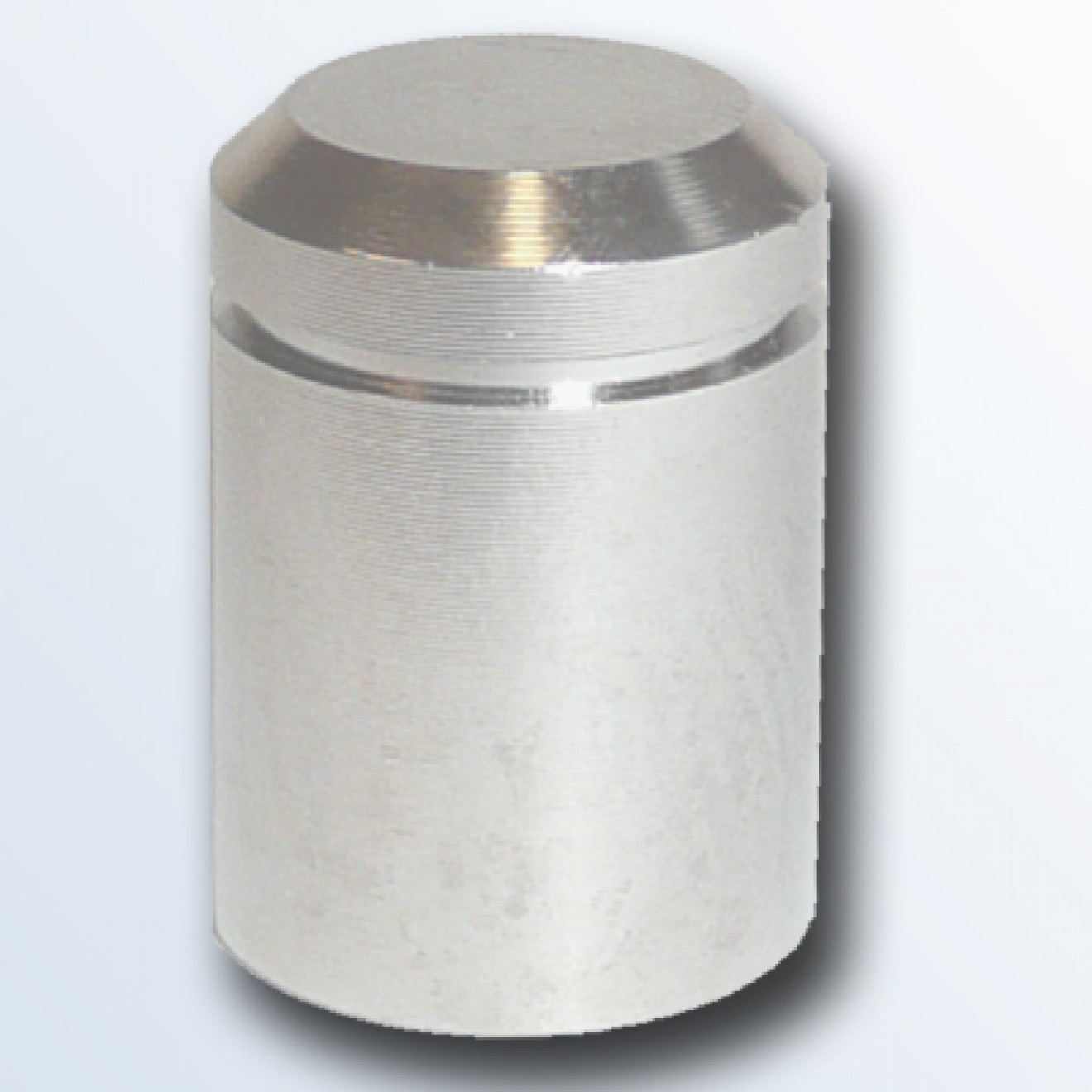stahlbus Dust Cap - Groove - nickel-plated