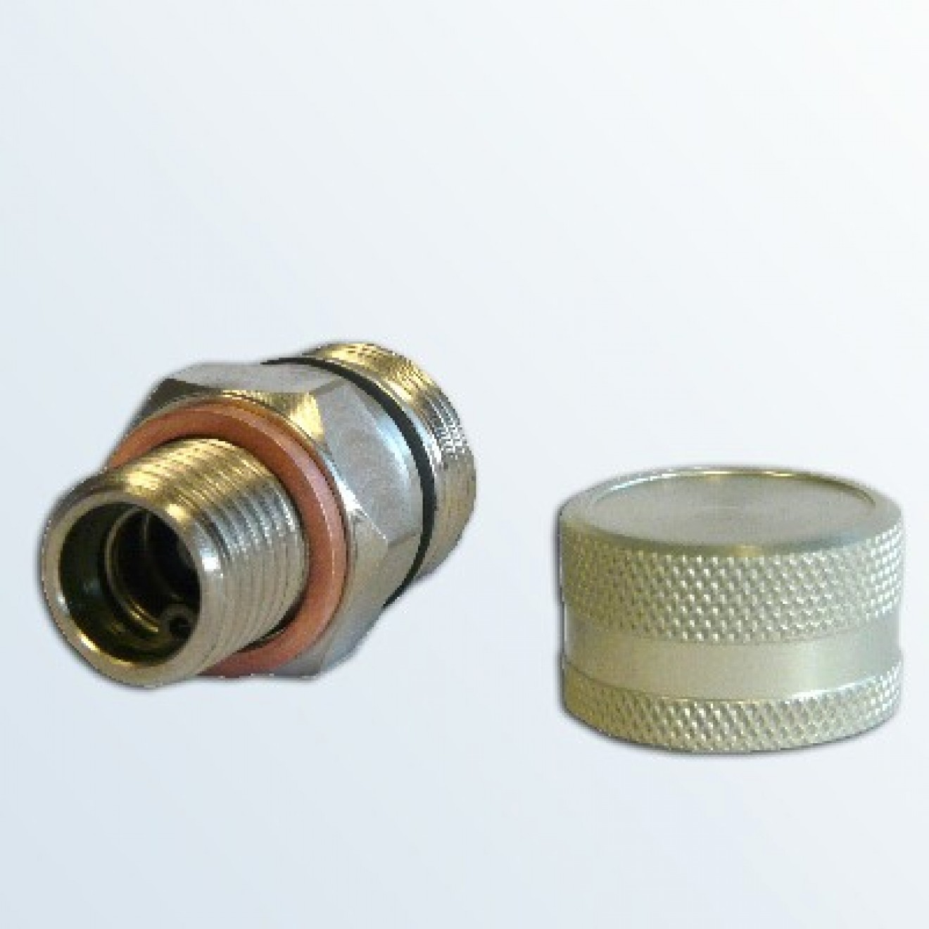 stahlbus Oil Drain Valve M14x1.5x12mm, steel